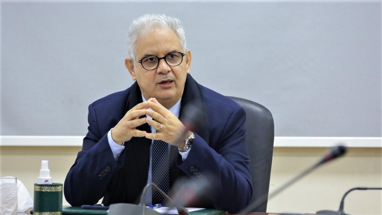 Affaire Ghali : Nizar Baraka adresse une lettre à Pablo Casado, président du PP