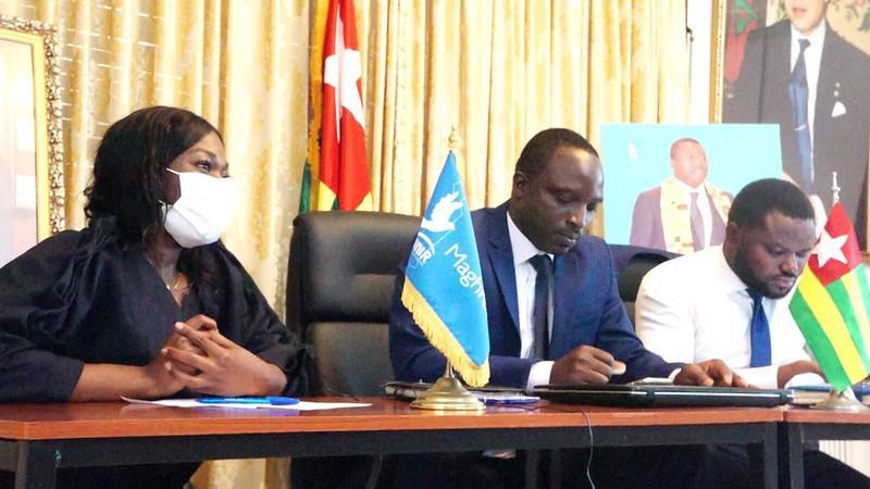 Togo-Coopération Sud-Sud: UNIR Maghreb consolide son implantation