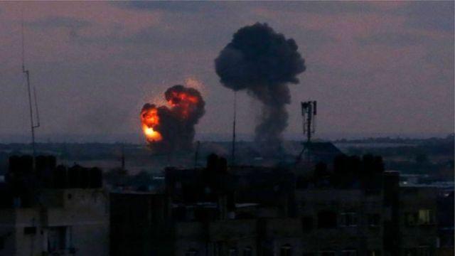 L'UA condamne fermement les bombardements israéliens à Ghaza