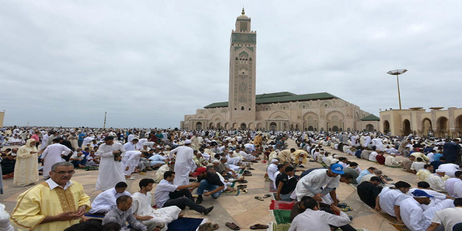 Officiel : la prière de l'Aïd Al Fitr n'aura pas lieu