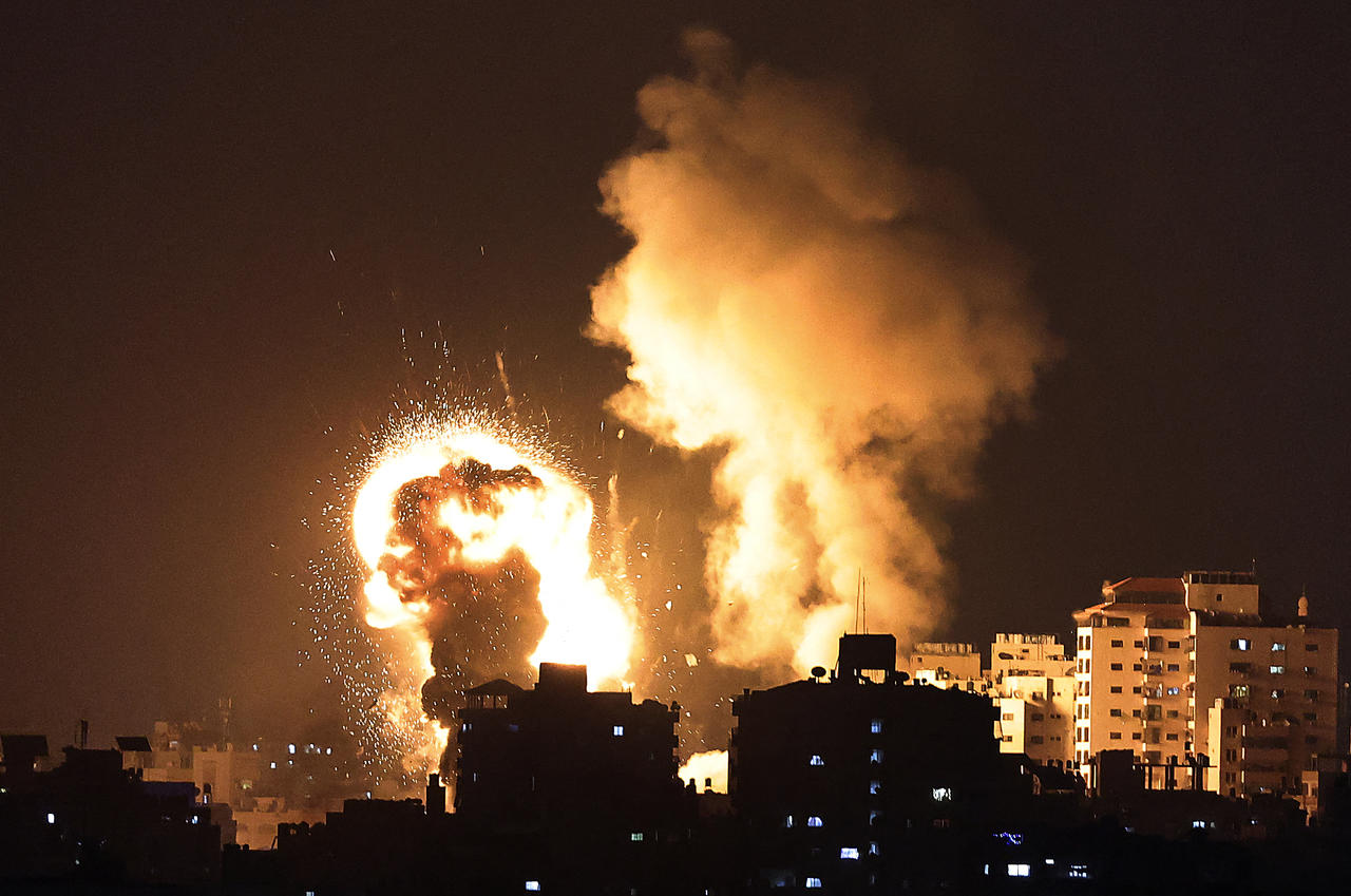 Israël : Péril en la demeure
