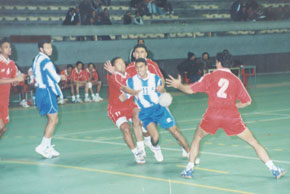 Handball : Fin de l'aller au Supérieur, les Marrakchis déstabiliseront-ils les Rajaouis du Souss
