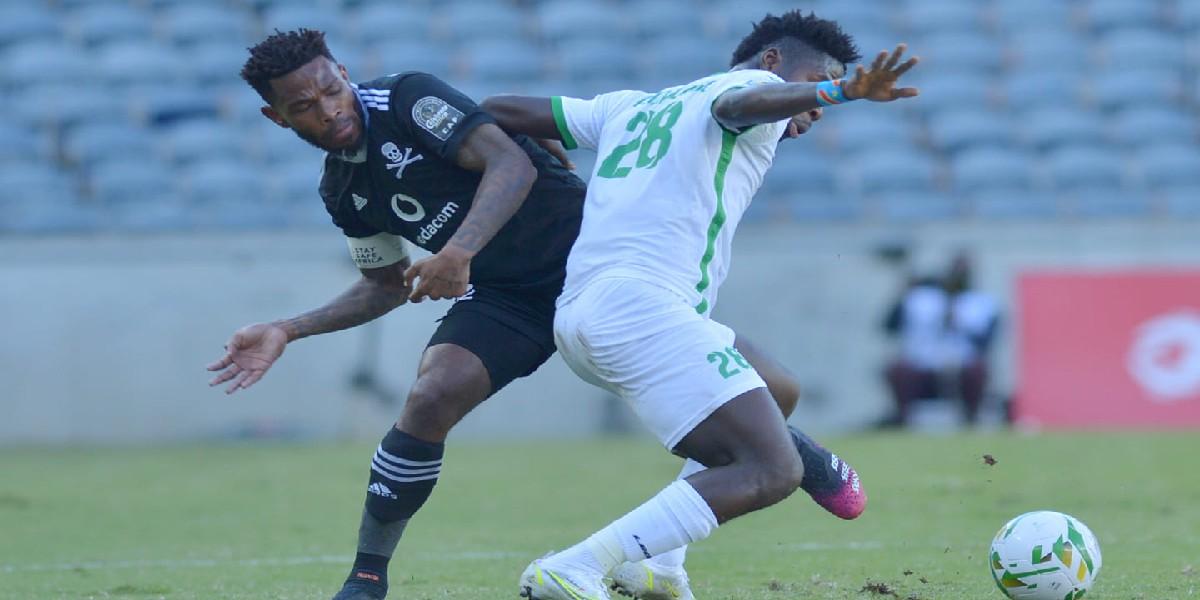 Orlando Pirates-Raja (1-1) : Un nul, un but à l'extérieur et un penalty non sifflé !