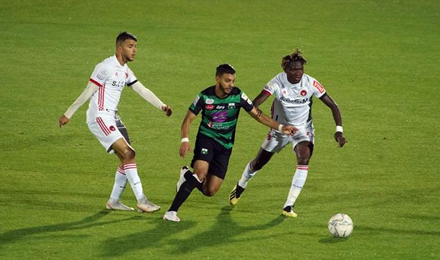 Botola / HUSA-CAYB (2-1) : Le Hassania vers la zone verte, le Youssoufia vers la rouge !