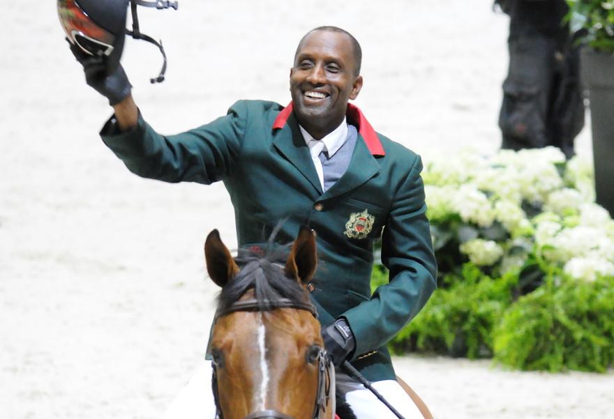 Sports Equestres  / Grand Prix 4* de Gorla Minore en Italie : Le cavalier Abdelkebir Ouaddar se classe 3ème