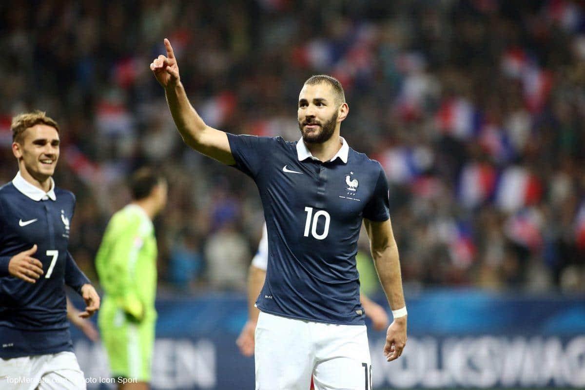 Retour en équipe de France / Benzema : « Tellement fier de ce retour ! »