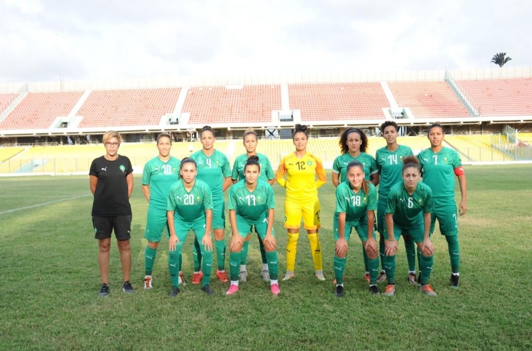 CAF : Report des éliminatoires de la CAN « Dames »