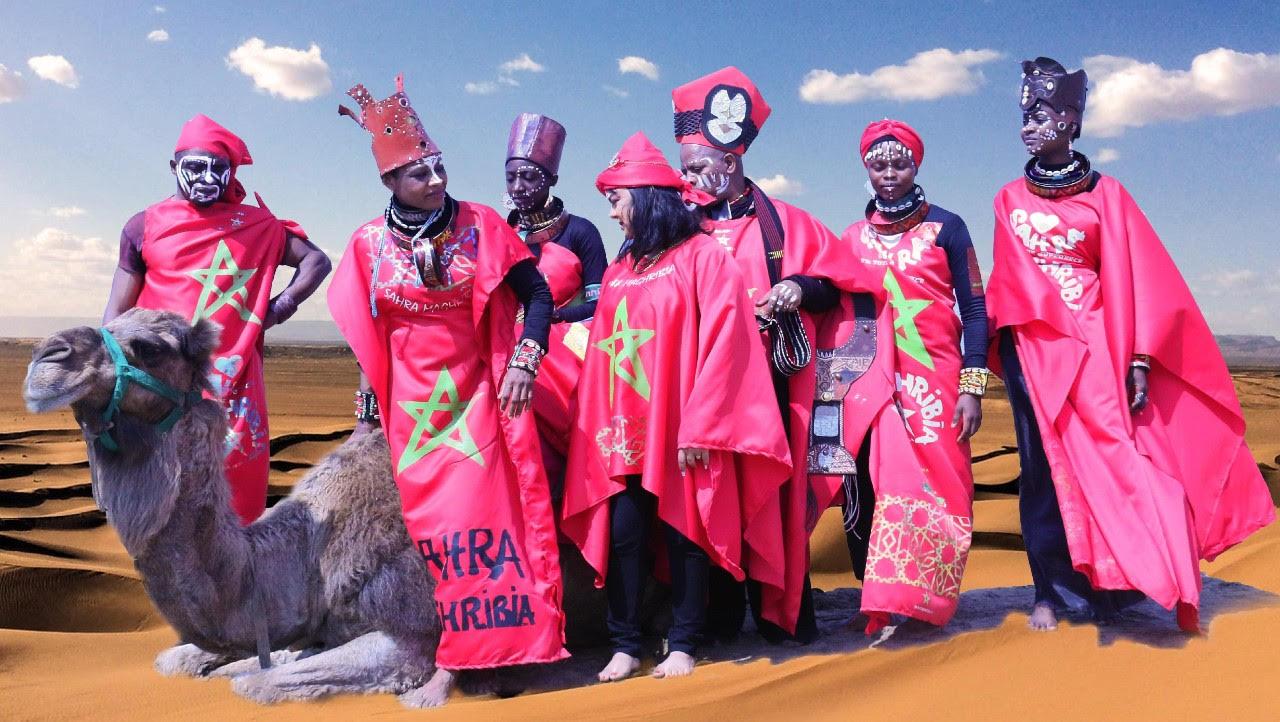 Vie artistique : Le groupe « Les Messagers des Messages » lance le clip officiel de la chanson SAHRA MAGHRIBIA lors d'un point de presse