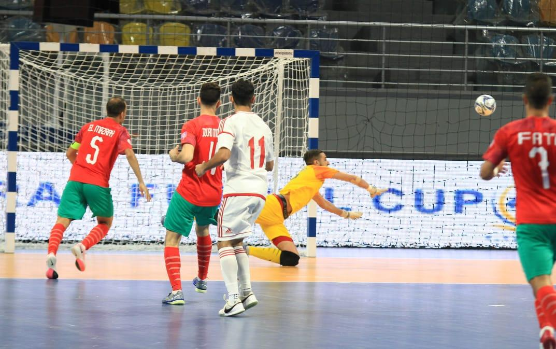 Futsal / Coupe Arabe - Egypte 2021 : Le Maroc écrase les Emirats !