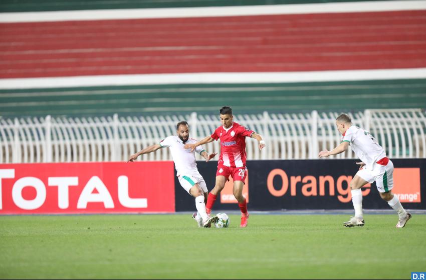 Ligue des champions / Programme de la journée :  Wydad-Mouloudia d'Alger à 17h00 sur Arryadia TNT
