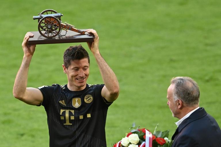 """""""LewanGOALski"""", meilleur buteur de l'Histoire de la Bundesliga"""