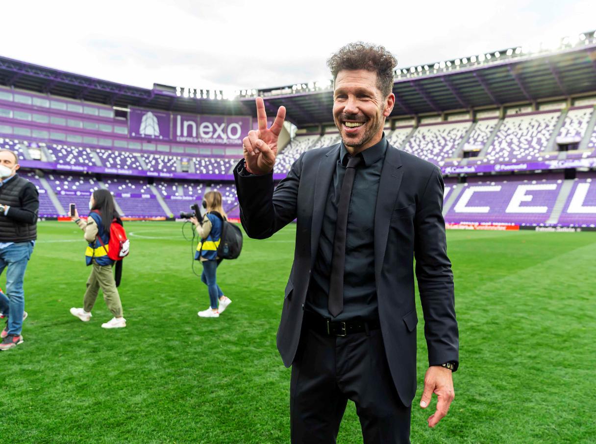 Simeone, Suarez, Oblak, les hommes du titre de l'Atlético
