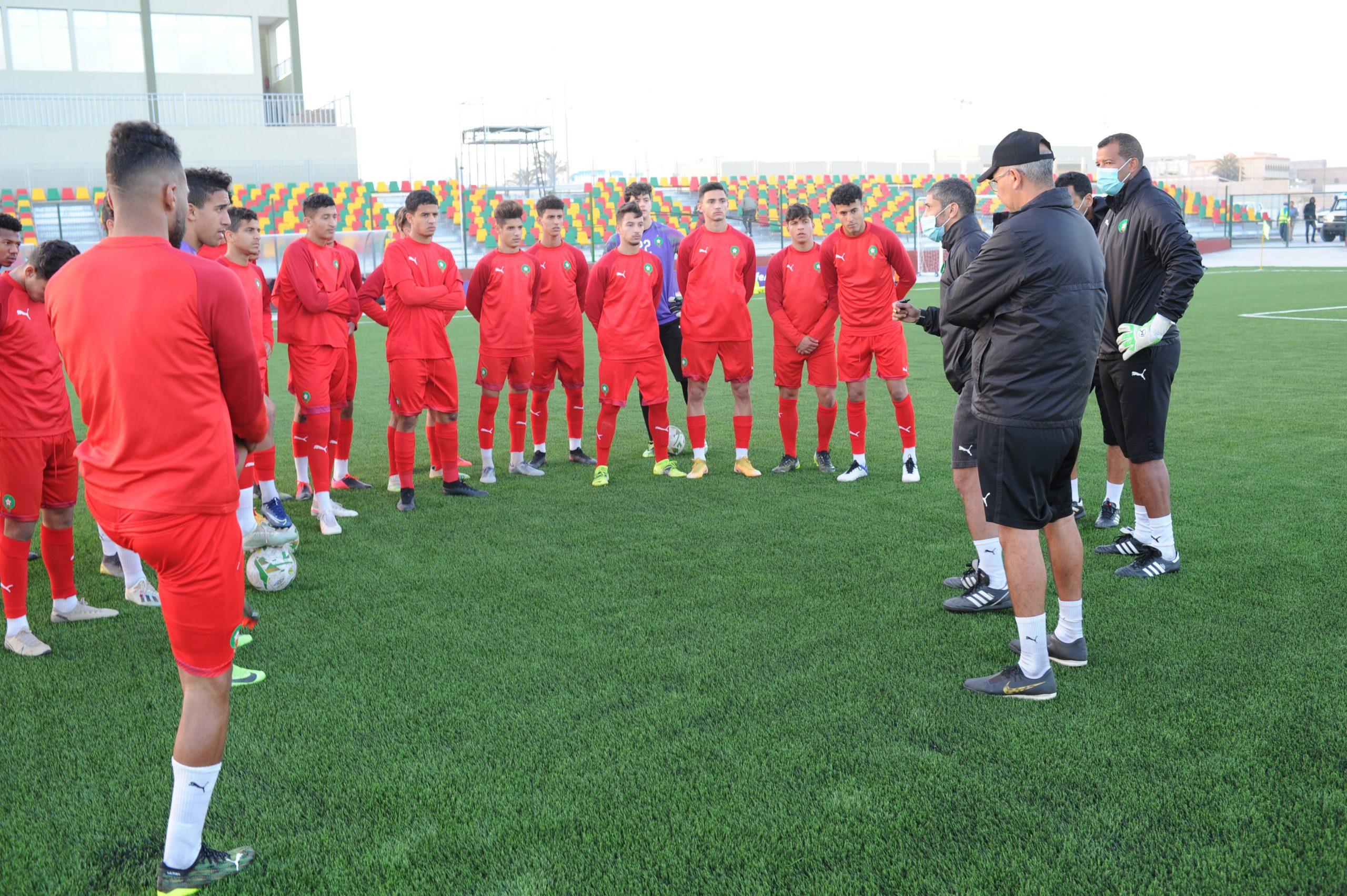 Football: La sélection nationale U20 en stage de préparation du 24 au 28 mai