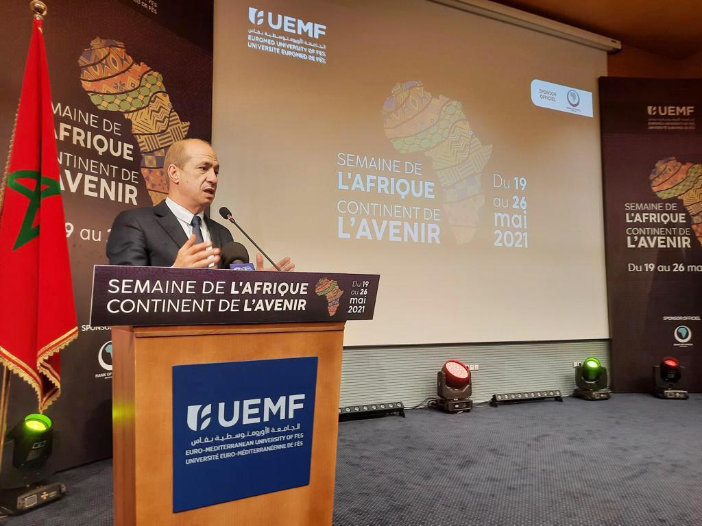 L'UEMF célèbre La Semaine Africaine : L'Afrique, continent de l'avenir