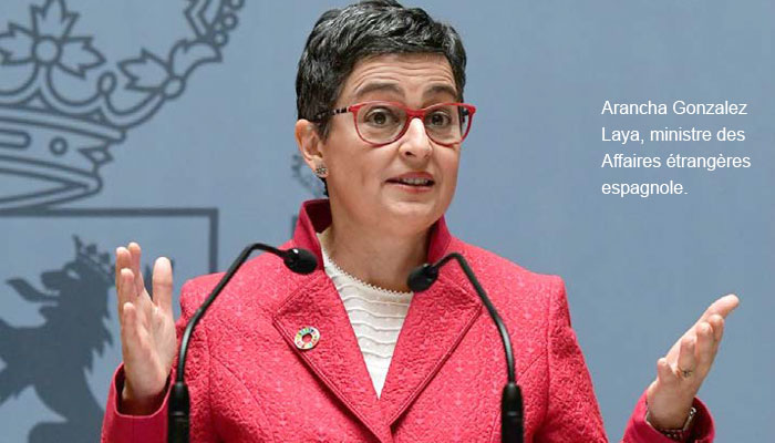 Procès de Brahim Ghali : Arancha Gonzales Laya tente de rassurer le Maroc