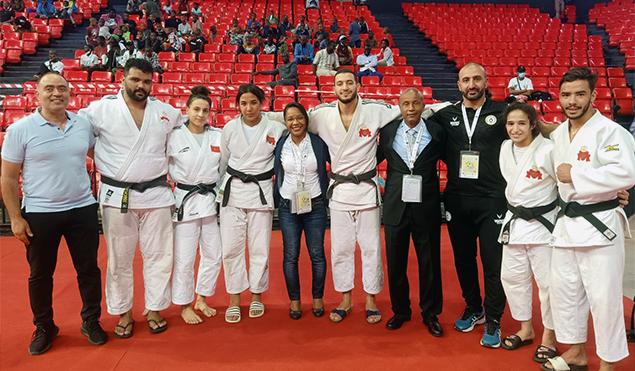 Championnats d'Afrique de judo à Dakar :  Le Maroc termine troisième