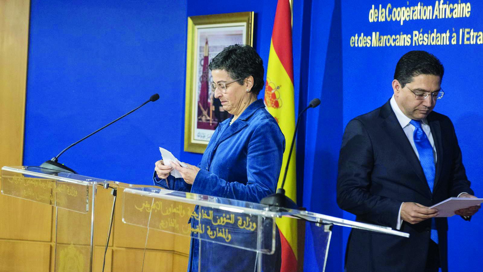 Crise de Sebta : Jouée par Madrid, la carte de l'UE fait pschitt