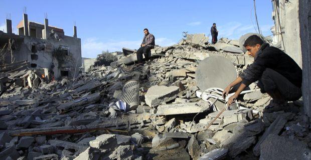 Palestine:  L'ONU plaide pour un processus politique