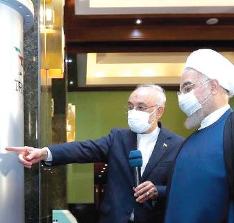 Nucléaire iranien:  L'accord avec l'AIEA a expiré, selon Téhéran