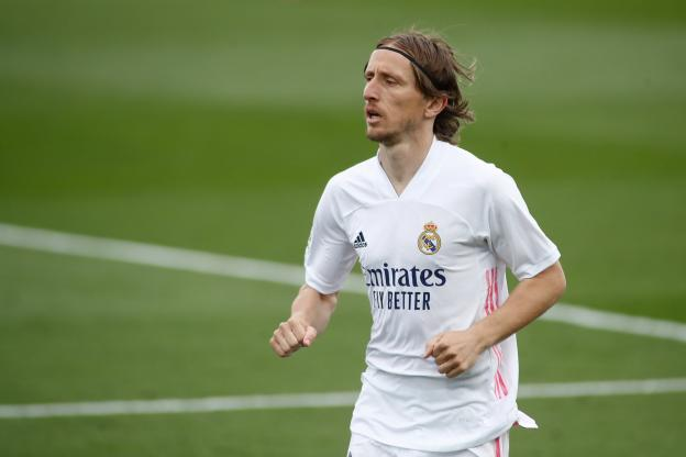 Football : Luka Modric prolonge son contrat au Real jusqu'en 2022