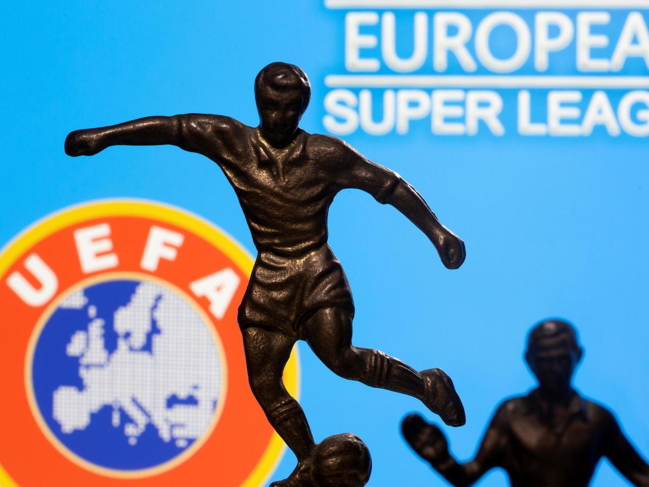 Les casseroles de la Super League : L'UEFA menace d'exclure le Real, le Barça et la Juve de la Ligue des Champions