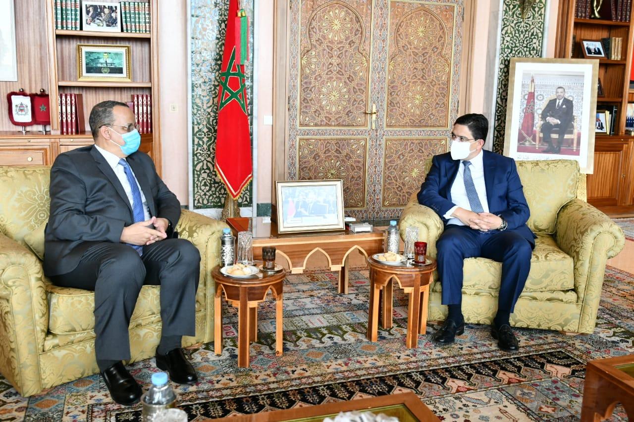 Maroc-Mauritanie: Les enjeux du front mauritanien