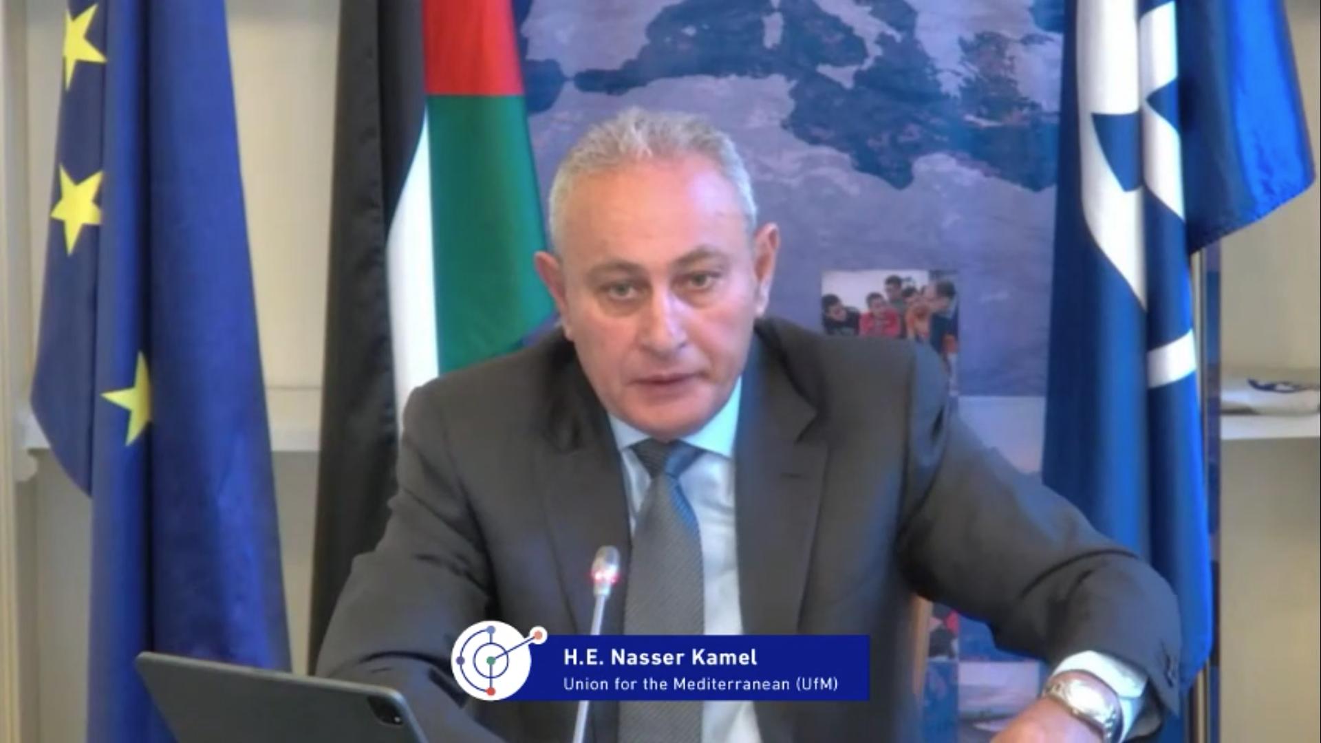 UpM Lance son 1er rapport sur l'intégration régionale euro-méditerranéenne