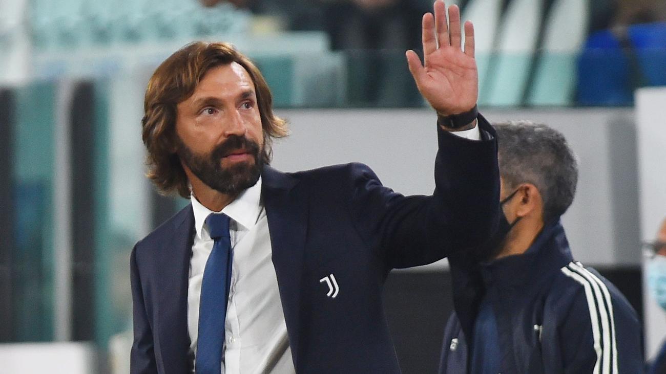Football : Pirlo remercié par la Juventus après seulement une saison sur le banc