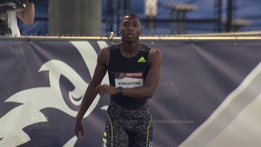 Athlétisme: Un cadet américain plus rapide qu'Usain Bolt