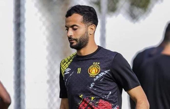 Le joueur tunisien Taha Yassina Khenissi suspendu.