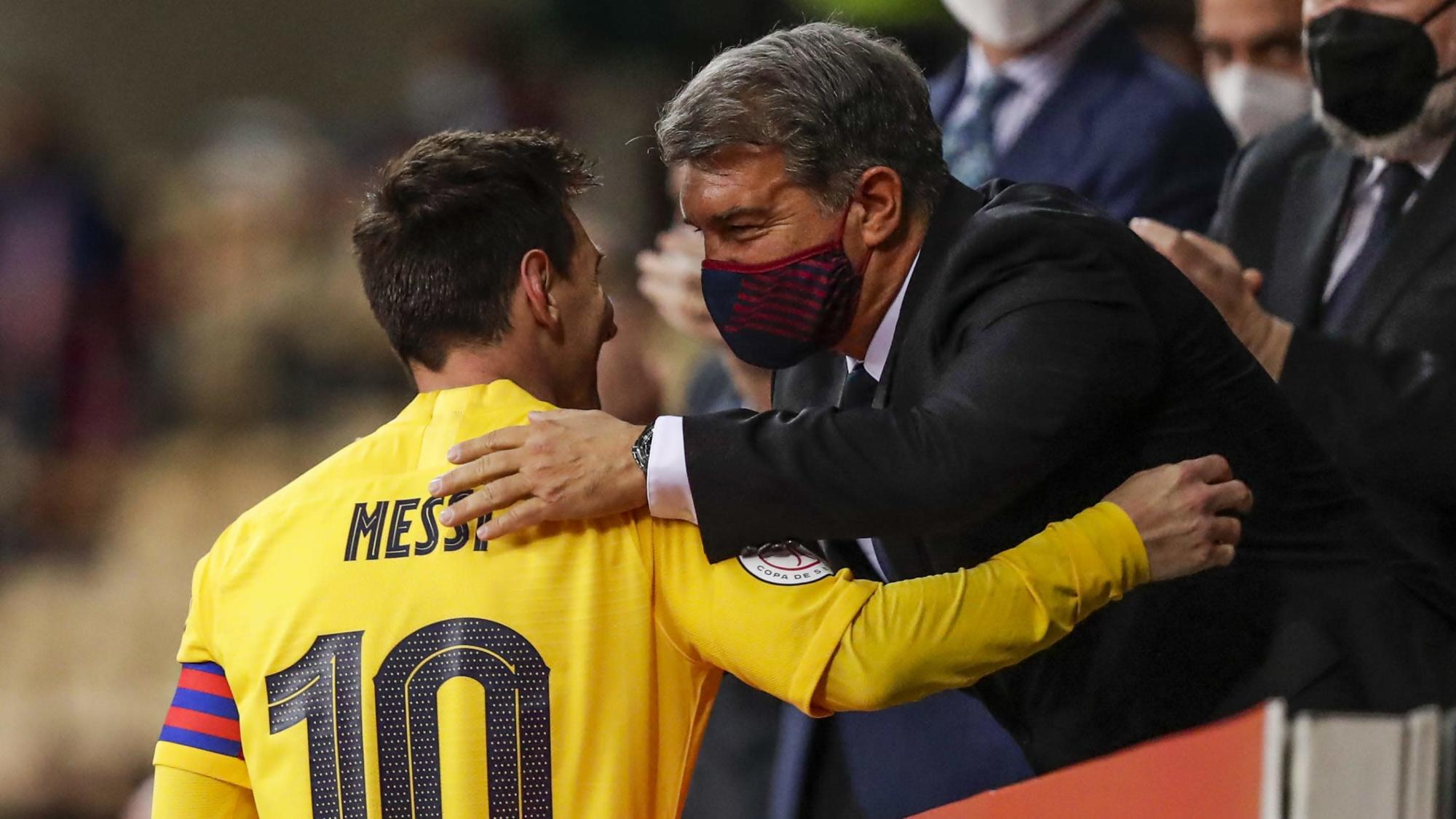 Messi rempile au Barça : C'est fait avec une baisse de salaire !