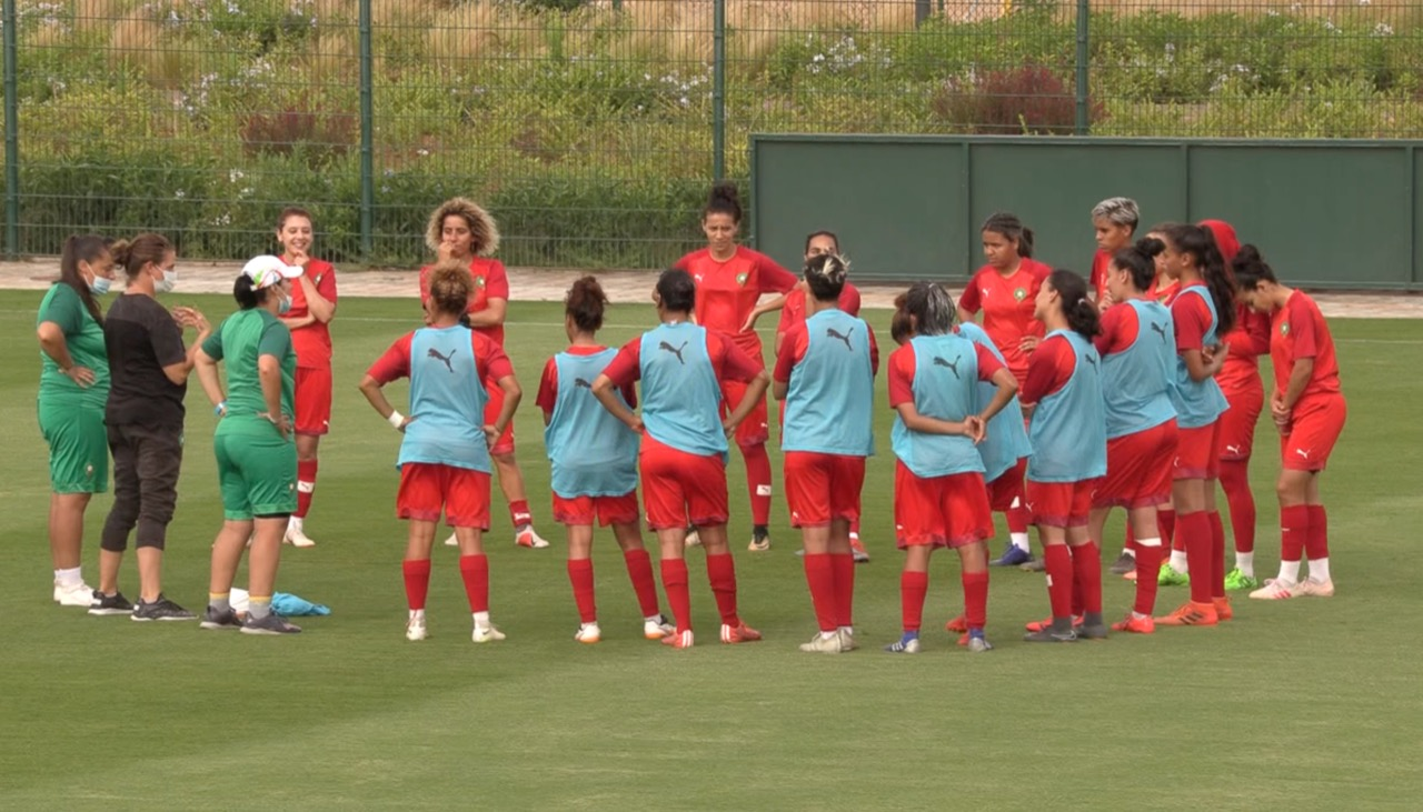Foot féminin : L'équipe nationale affronte le Mali les 10 et 14 juin à Rabat