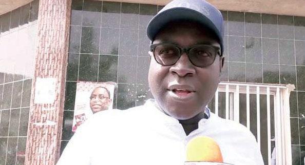 Youssouf Dial, vice-président de  Jaraaf de Dakar.