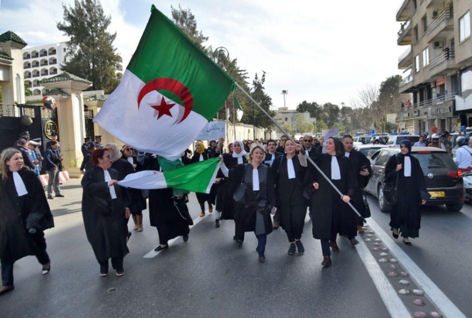 Algérie : grève générale des avocats
