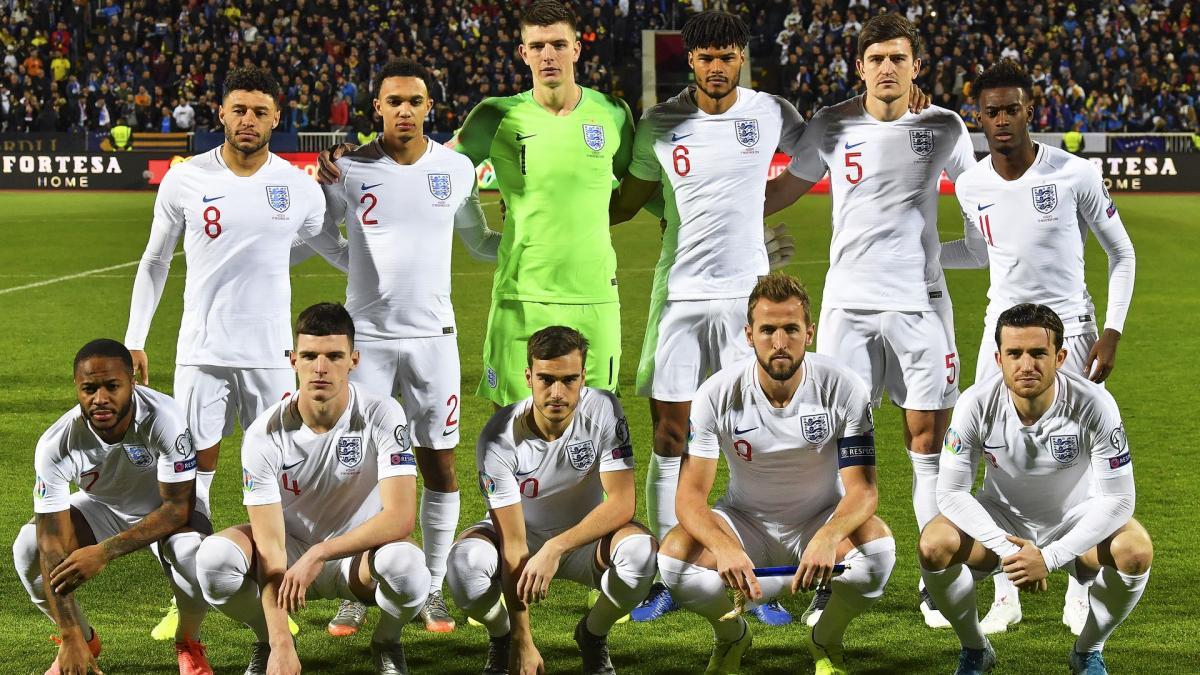 Euro 2021 : L'Angleterre est l'équipe la plus bancable avec 1.2 milliard d'euros