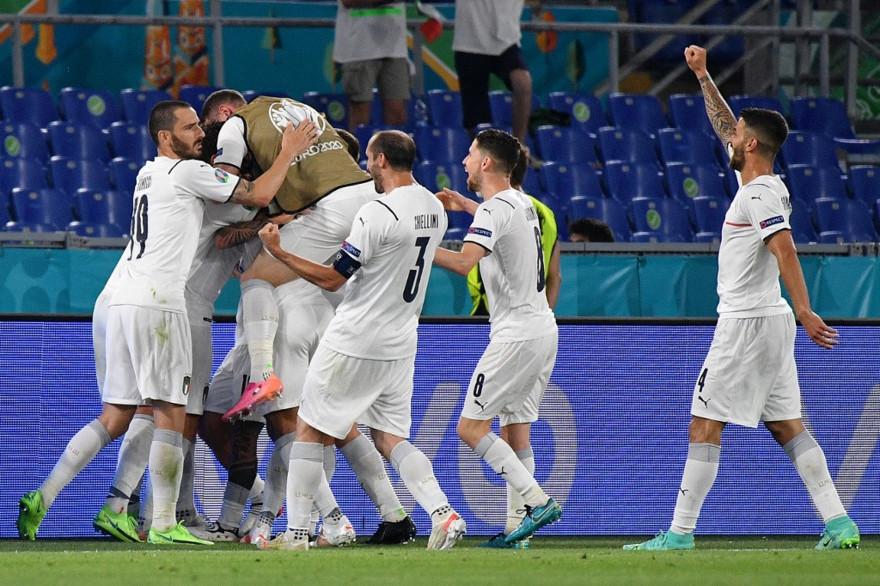 Euro 2021 : L'Italie asphyxie et pulvérise la Turquie (3-0)