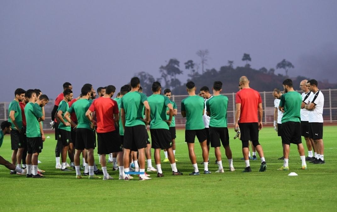 Equipe nationale « B » / Ammouta : « On est fin prêts pour la Coupe arabe des nations »