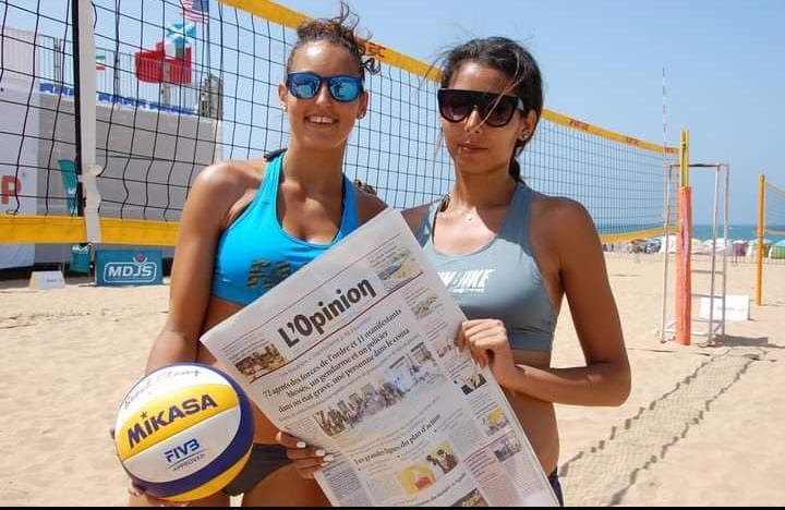 Beach-volley : Le Maroc abrite les qualifications africaines aux JO de Tokyo
