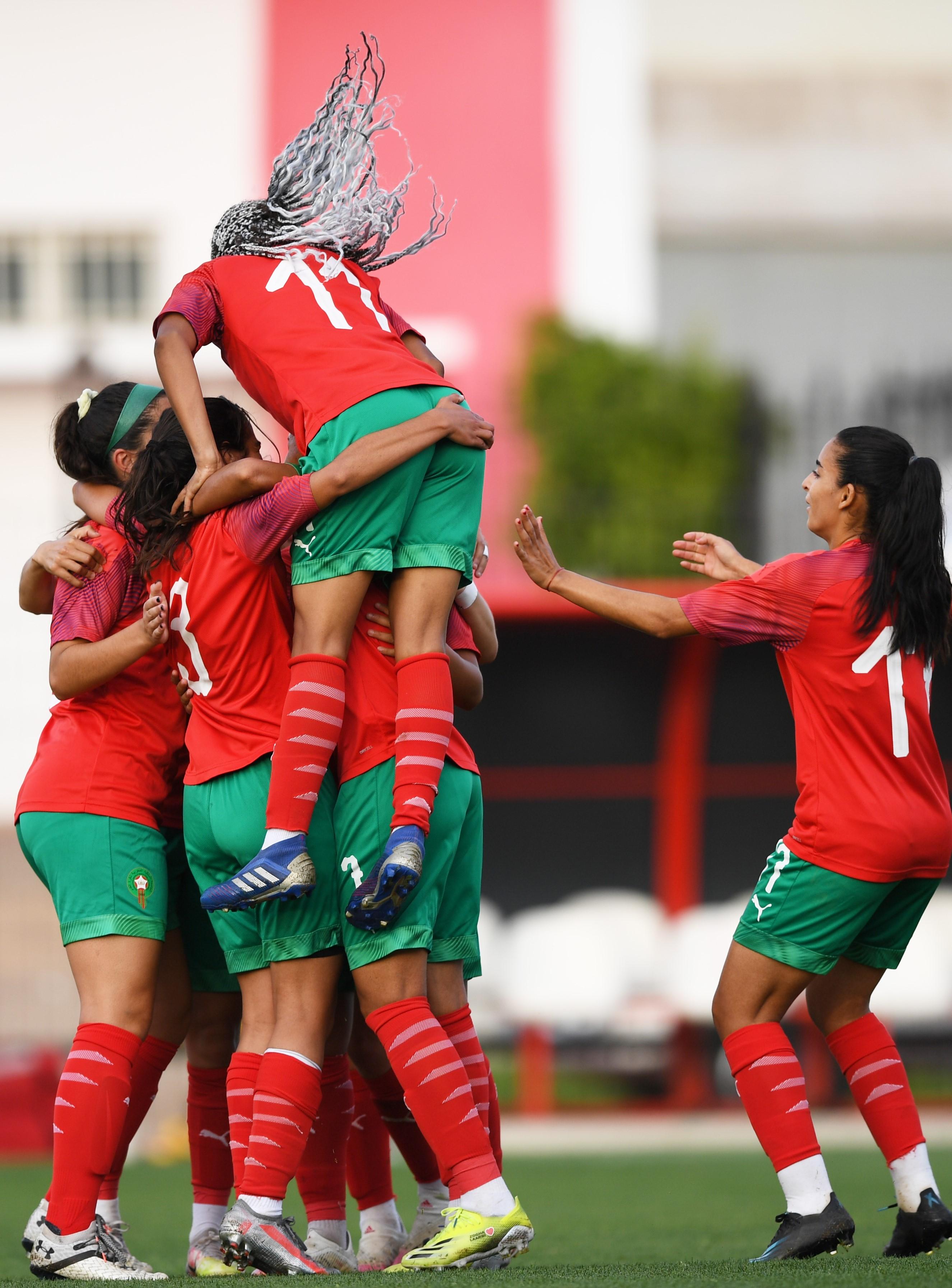 Amical: L'équipe nationale féminine bat le Mali (3-2)