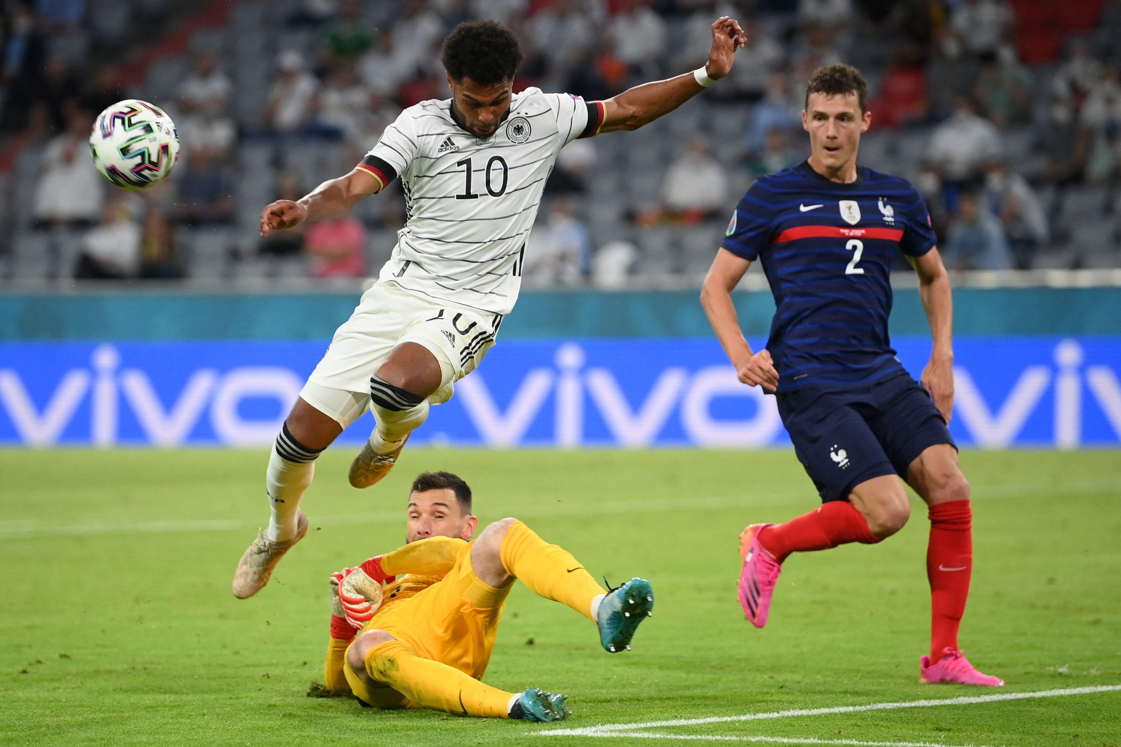 Euro 2020 : La France fait le nécessaire face à l'Allemagne