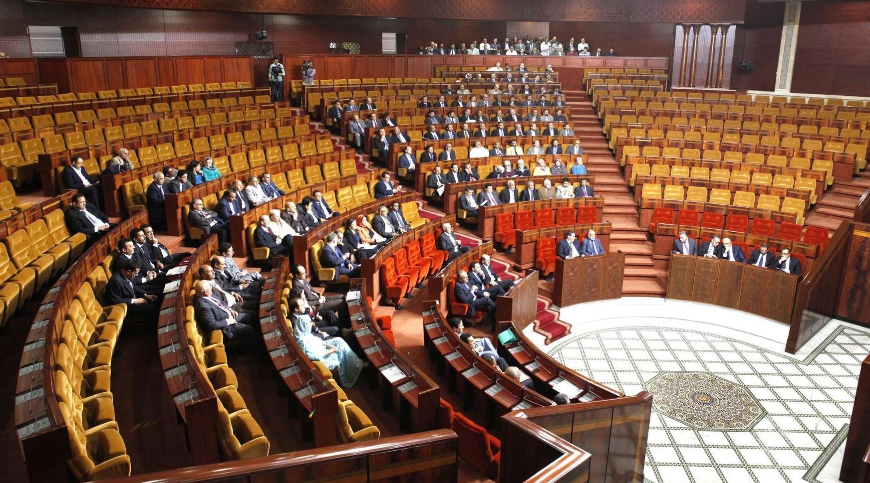 Chambre des représentants: adoption d'un projet de loi relatif aux établissements de crédit et organismes assimilés