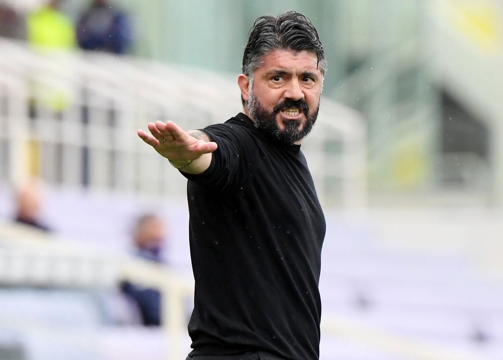 Football : Trois semaines après sa nomination, Gattuso quitte déjà la Fiorentina