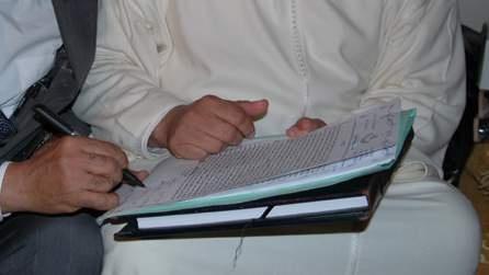 Les adouls appellent à la révision du cadre juridique de leur profession