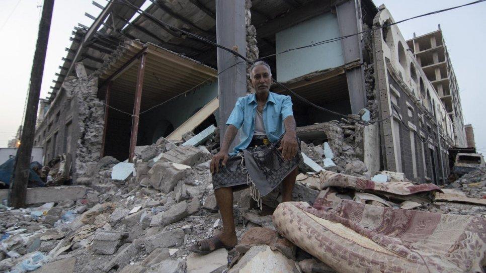 HCR : Un nombre record de personnes déplacées de force en 2020