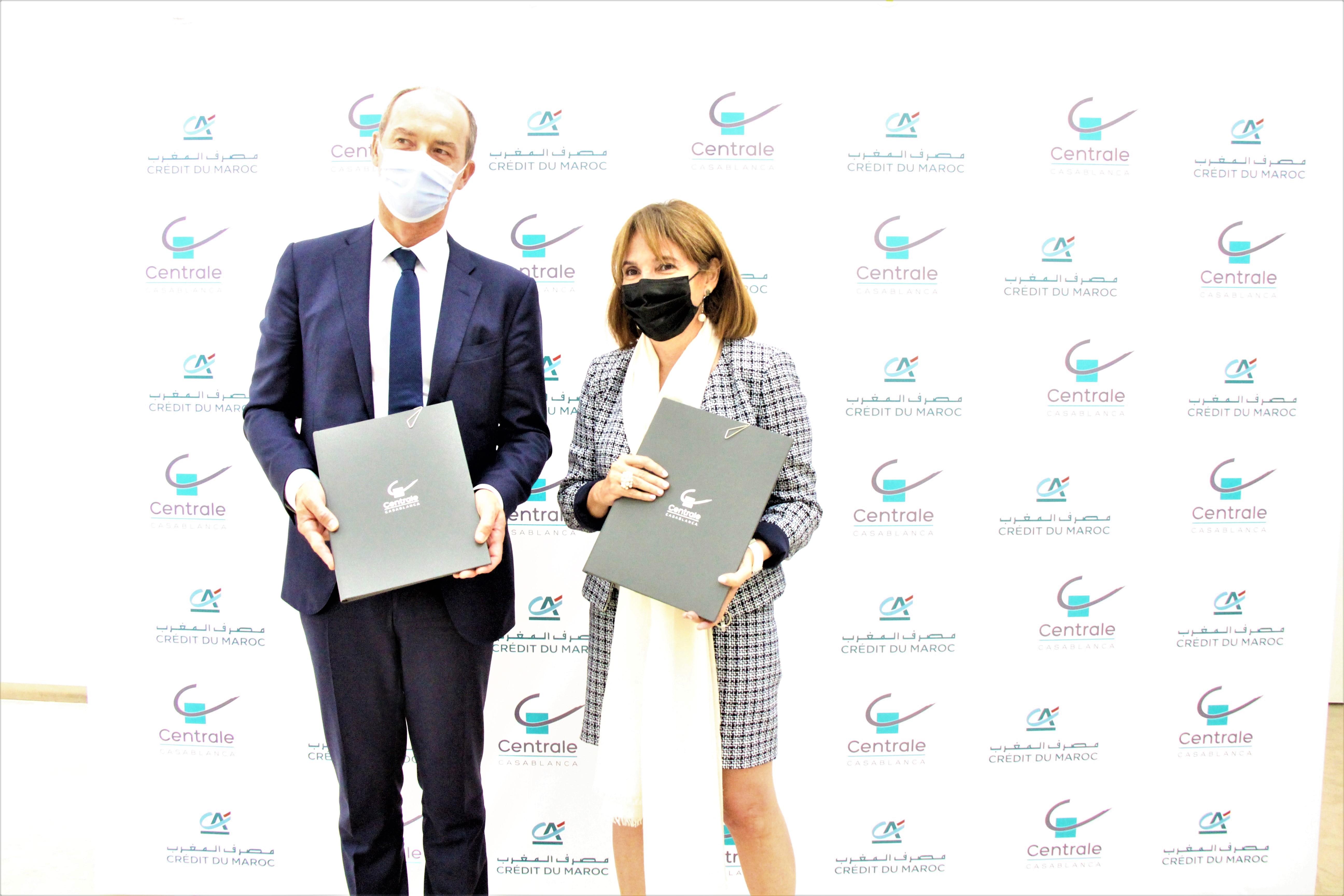Crédit du Maroc : Un partenariat pour renforcer son lien avec le monde universitaire