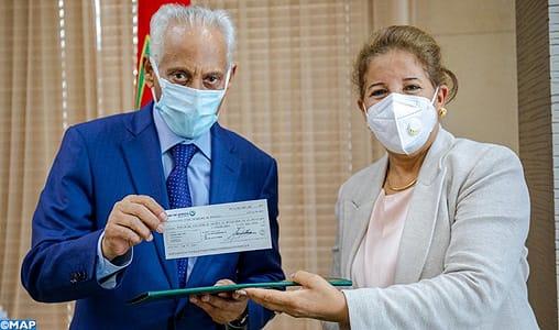 Convention de partenariat entre la DGAPR et la Fondation Othman Benjelloun