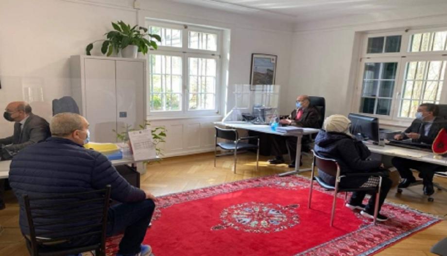Suisse  : « consulat portes ouvertes» au profit des Marocains