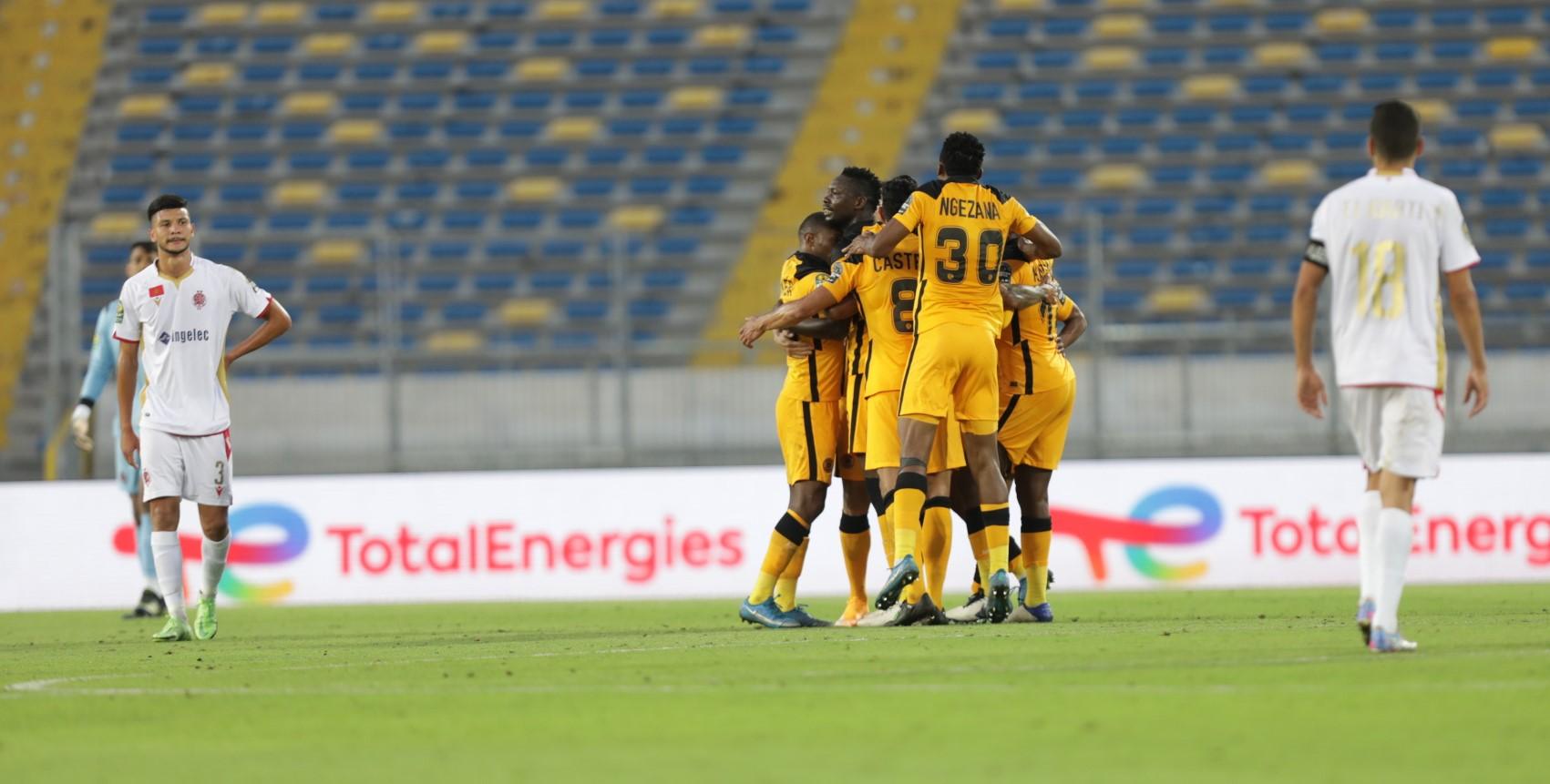 WAC-Kaizer Chiefs (0-1) : Surprise… le Wydad tombe à domicile et se met en difficulté avant le retour !