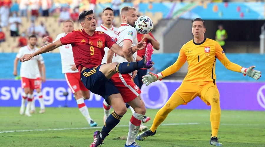 Euro 2020 : L'Espagne et la Pologne se compliquent la tâche (1-1)