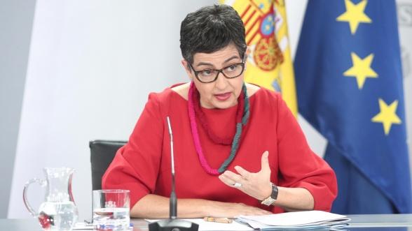 Maroc-Espagne: Gonzalez Laya toujours confiante pour une sortie de crise